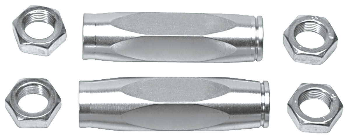 Adjustment Sleeves, Tie Rod, QA1, HD 1964-70