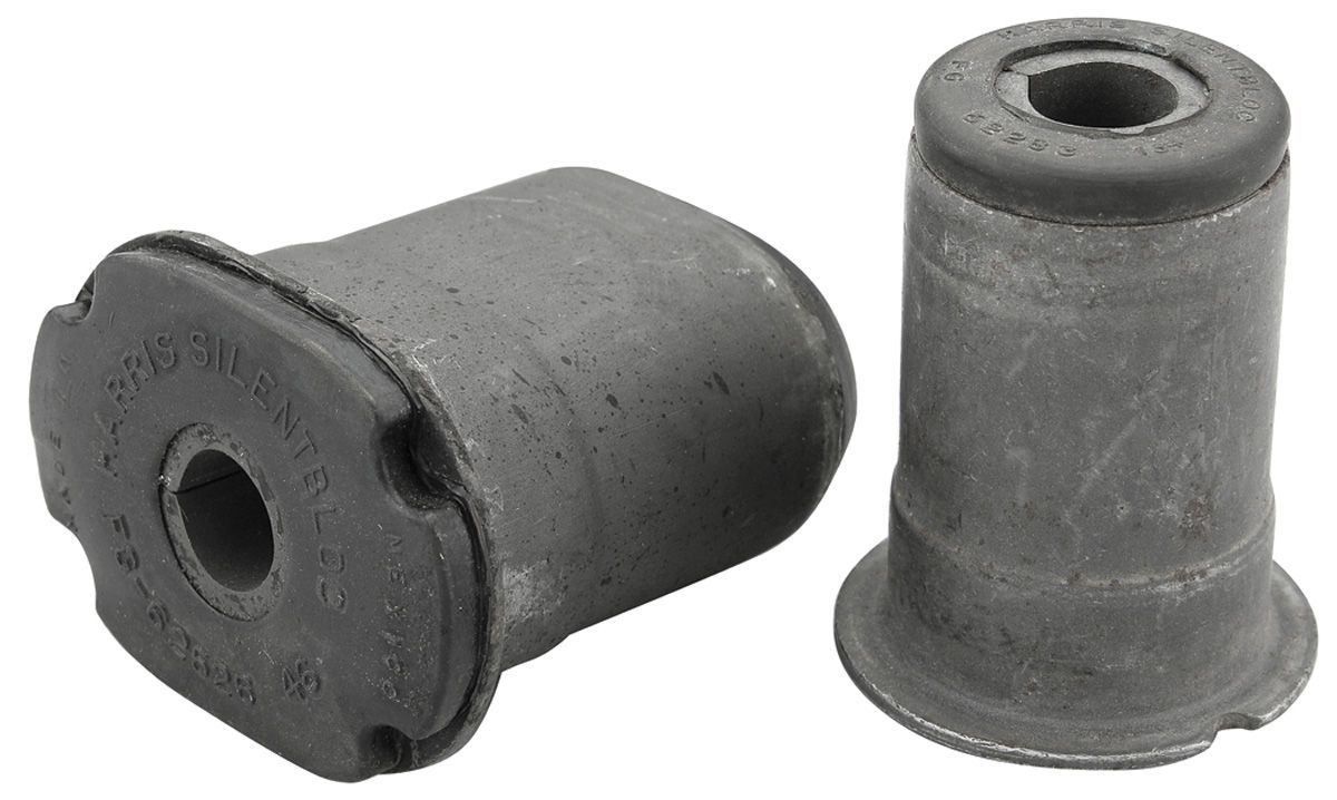 Bushings, Lower Control Arm, 1967-72 A-Body, w/  Rear Lower Oval