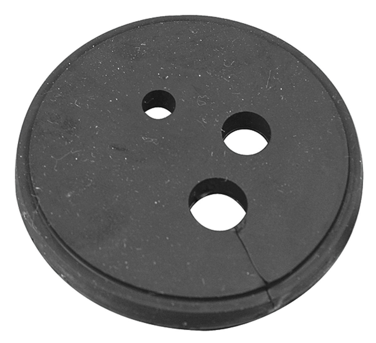 Rubber Grommet, Firewall, 1968-72 Buick/Chev/Pont/Olds w/ AC, 2-1/4