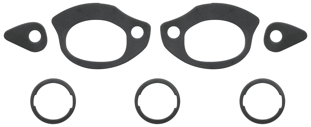 DOOR HANDLE/LOCK GASKET KIT