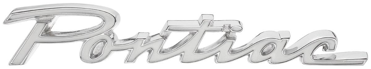 Emblem, Grille, 1961 Bonneville / Catalina