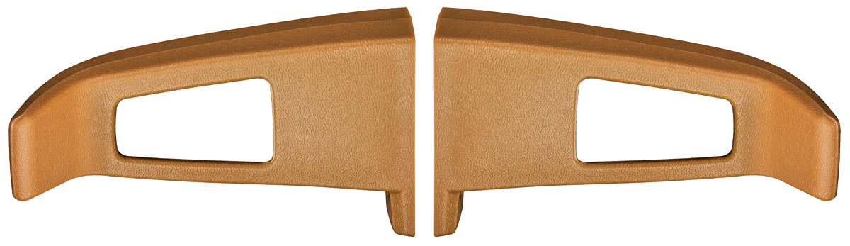 Seat Belt Guides, 78-88 G-Body, Buckets