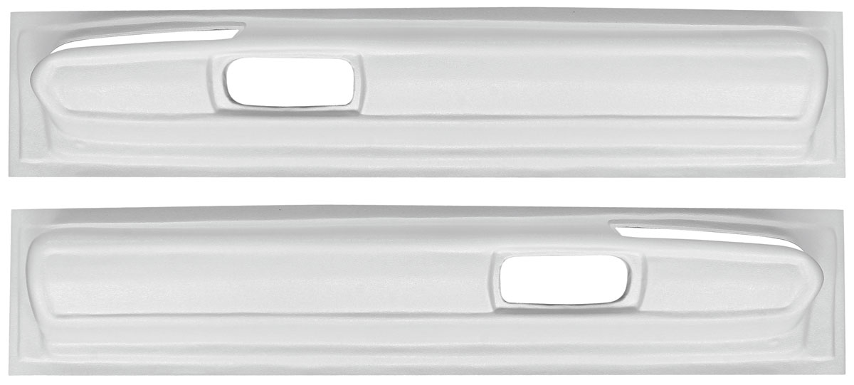 Armrest Cover, Front, 1971-73 Riviera, Pair