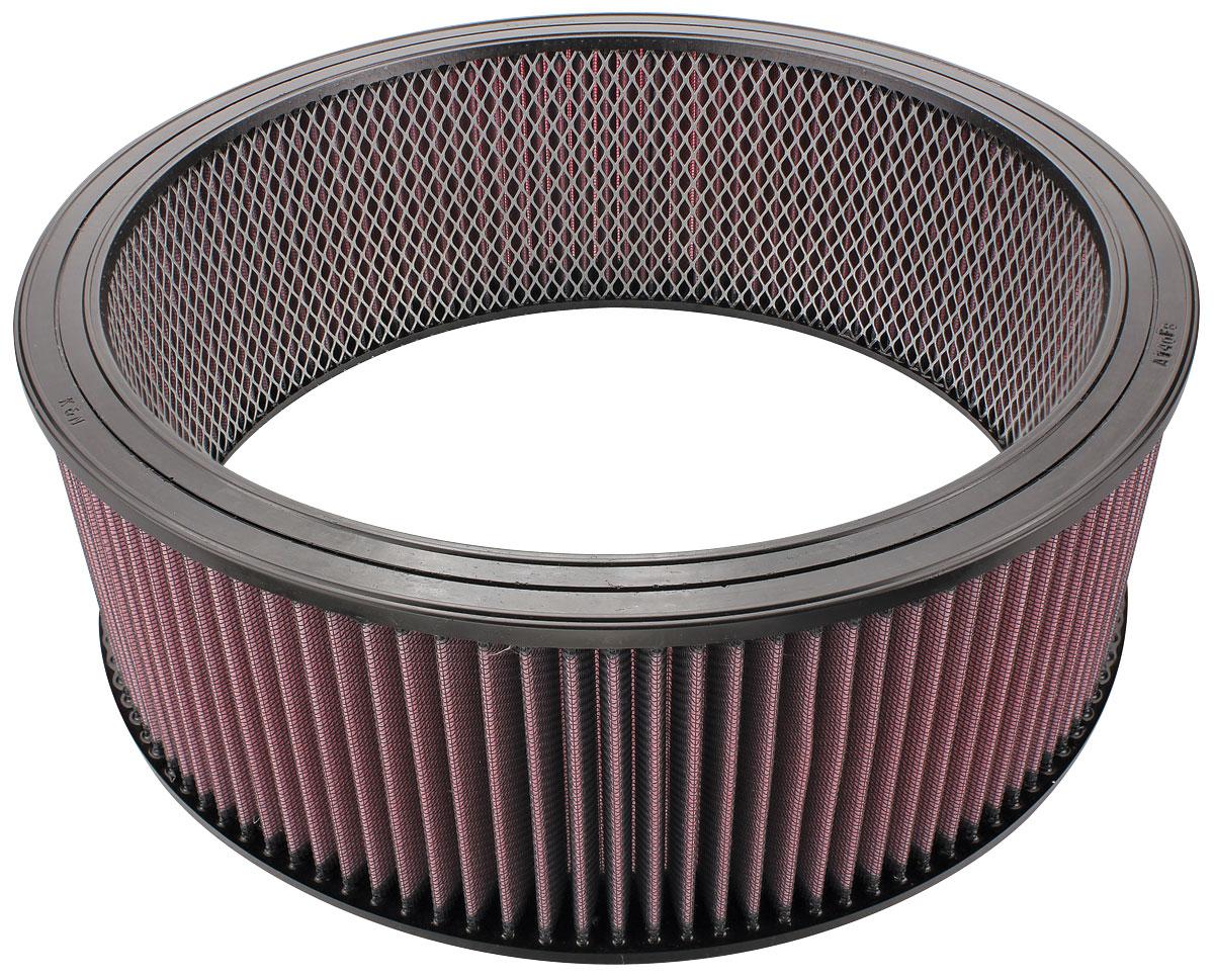 Air Filter Element, K&N, 14