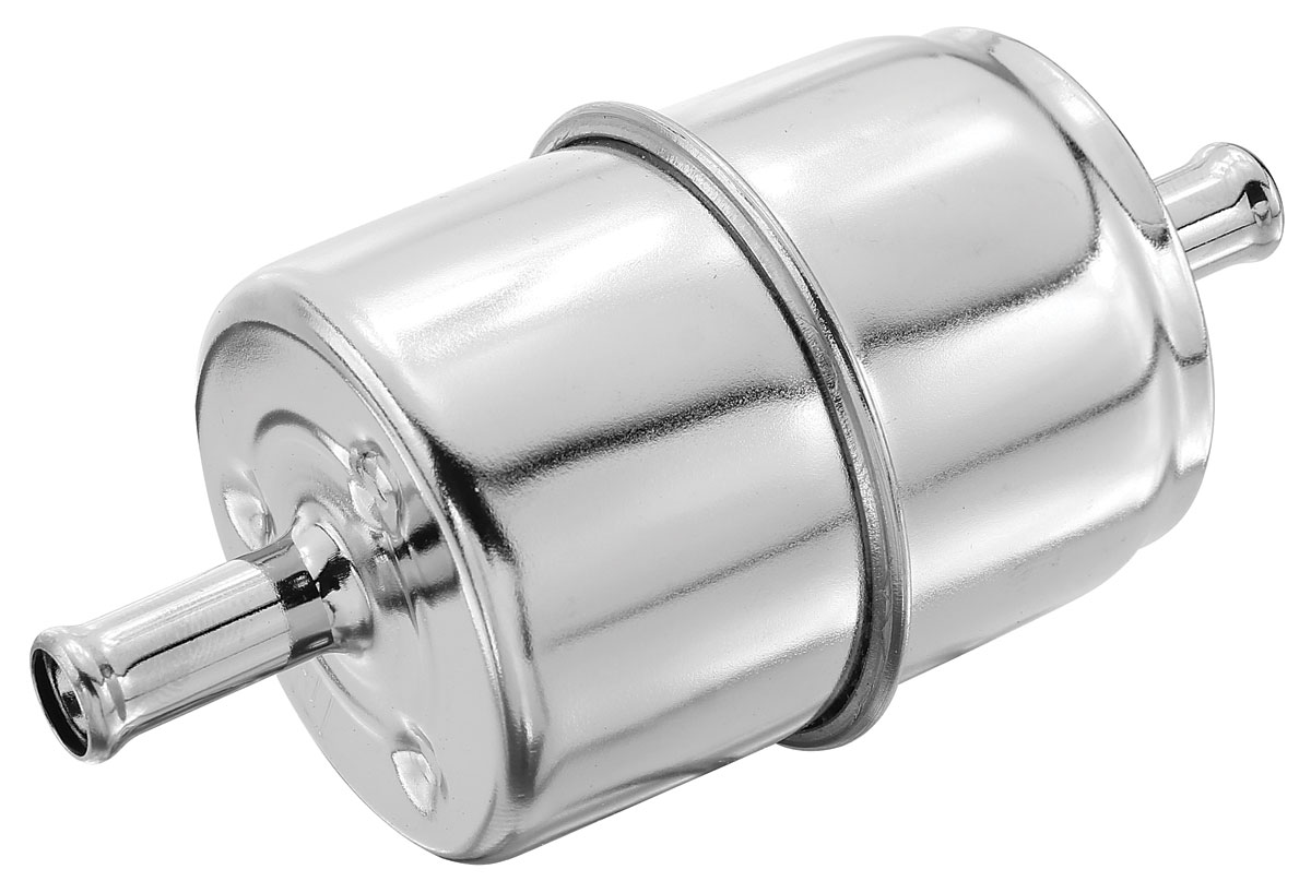 Filter, Fuel, Holley, Inline, 5/16