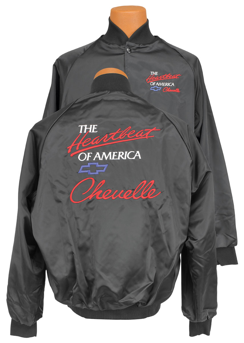 "Jacket, ""Chevelle"" Heartbeat Of America, Black"