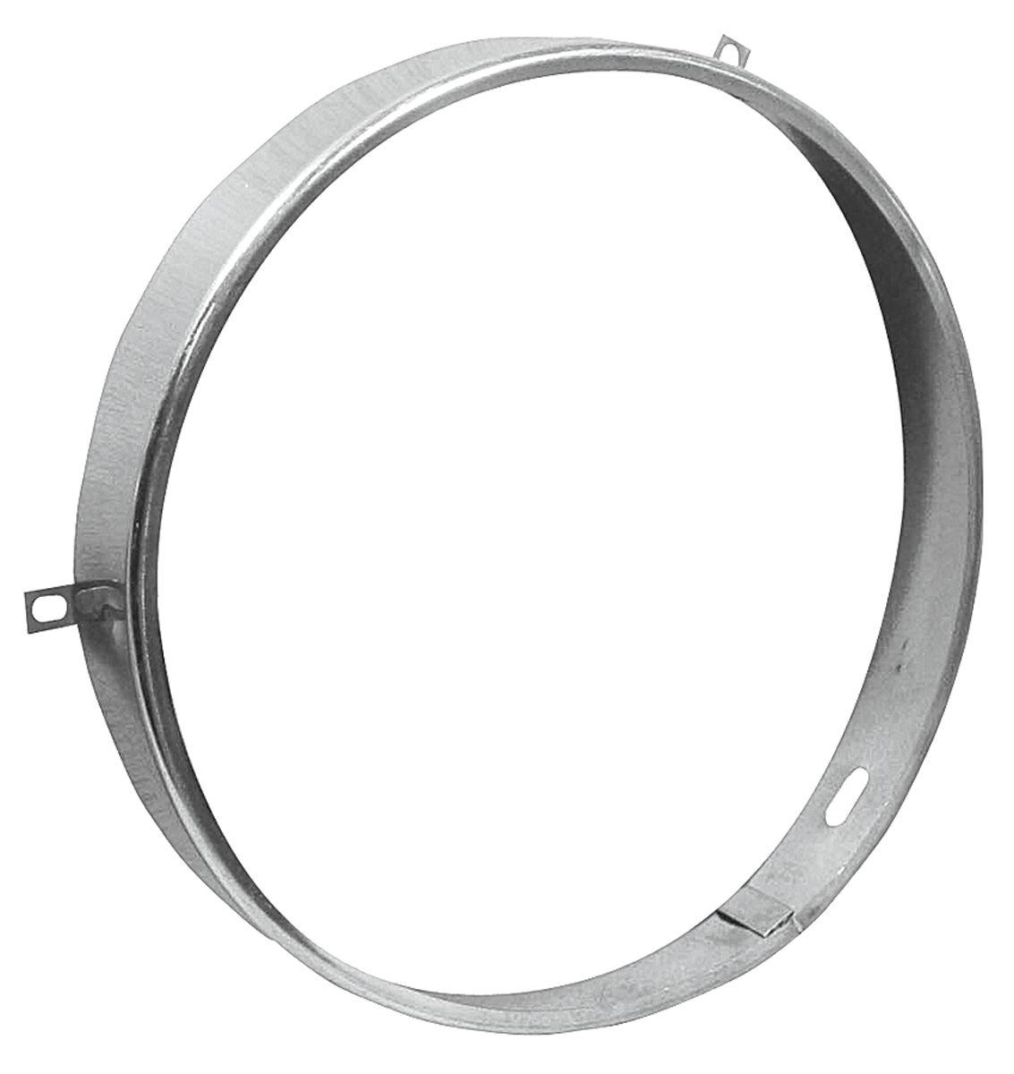 Retaining Ring, Headlamp, 1971-75 (1970-72 Monte Carlo, Reproduction
