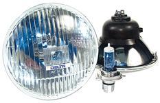 Headlamp, 1971-77 GM, High/Low Beam, Delta, Xenon, w/ DRL