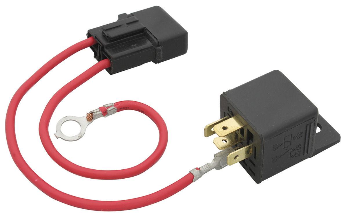 Conversion Relay/Fuse Kit, Headlamp