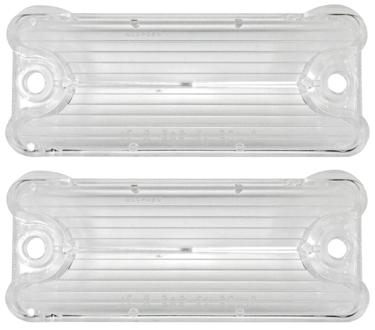 Lens, 71-72 Monte Carlo, Back-up, Pair