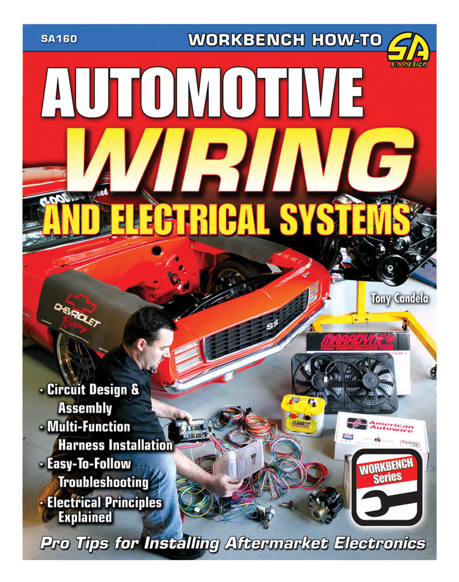 Book, Automotive Wiring And Electrical Systems