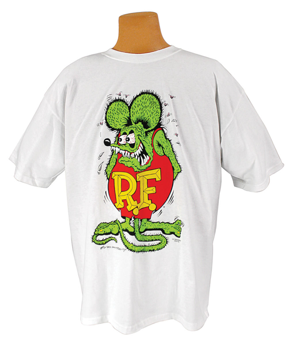 Shirt, Rat Fink, Original