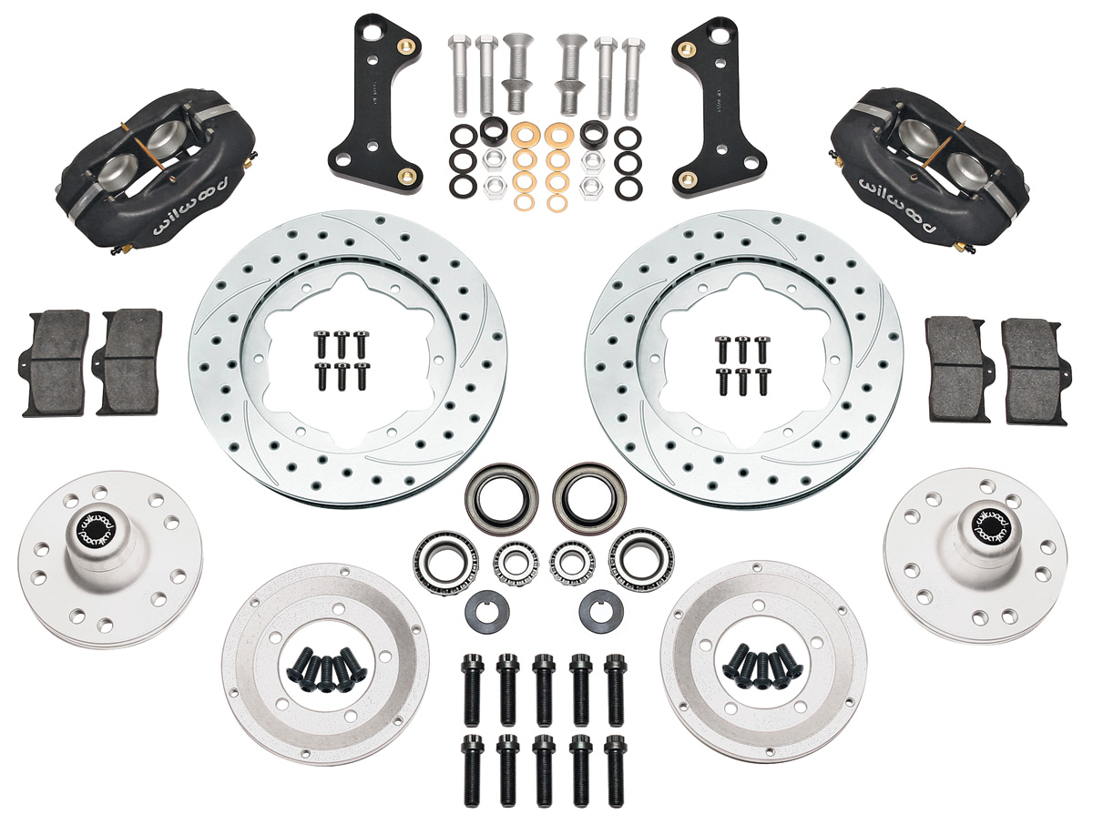 Wilwood Brake Kit, 1964-72 A-Body, Dynalite Pro, 11
