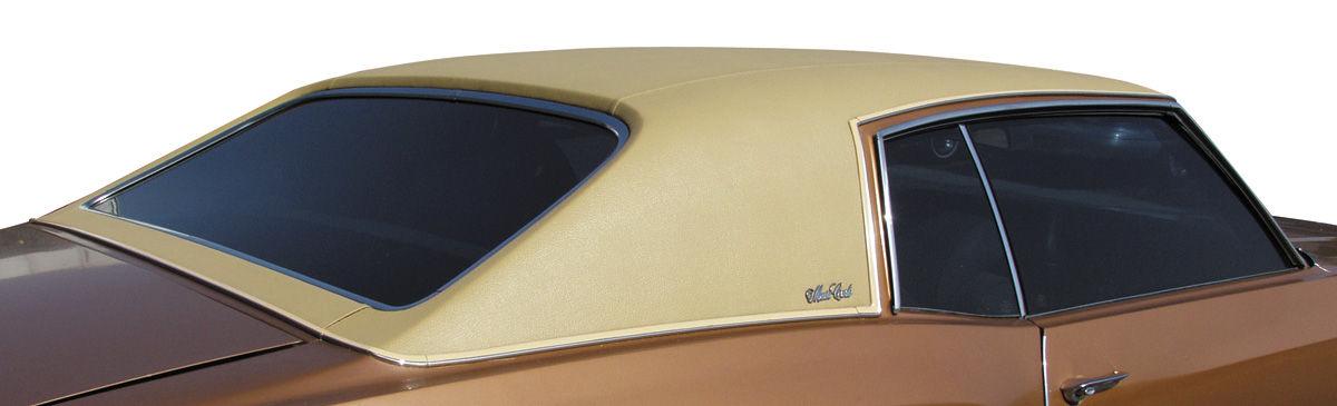 Vinyl Top, 1970-72 Monte Carlo/Cutlass Supreme/69-72 Grand Prix, Full, Levant
