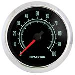 Gauge, Tachometer 10,000 RPM, Marshall Instruments, Retro Muscle