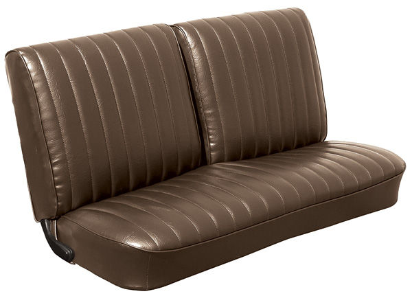 Seat Upholstery, 1971-72 Monte Carlo, Front Split Bench