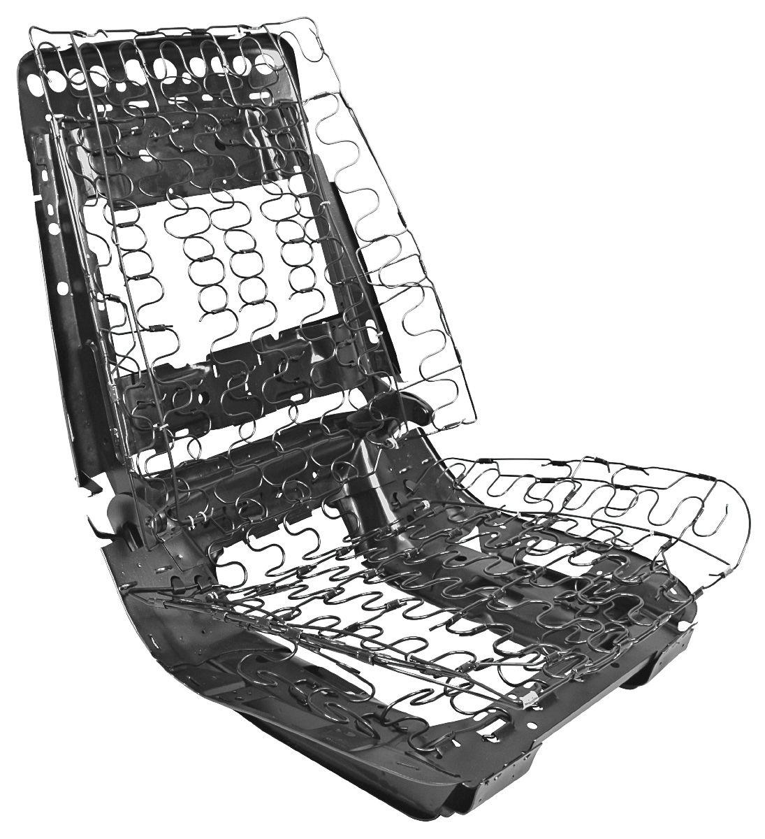 Seat Frame, 1969-72 GM A Body, Bucket