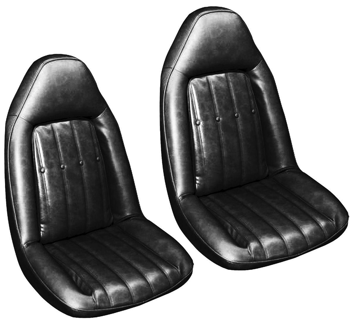 Magnificent Seat Upholstery 1977 Monte Carlo Swivel Front Buckets Inzonedesignstudio Interior Chair Design Inzonedesignstudiocom