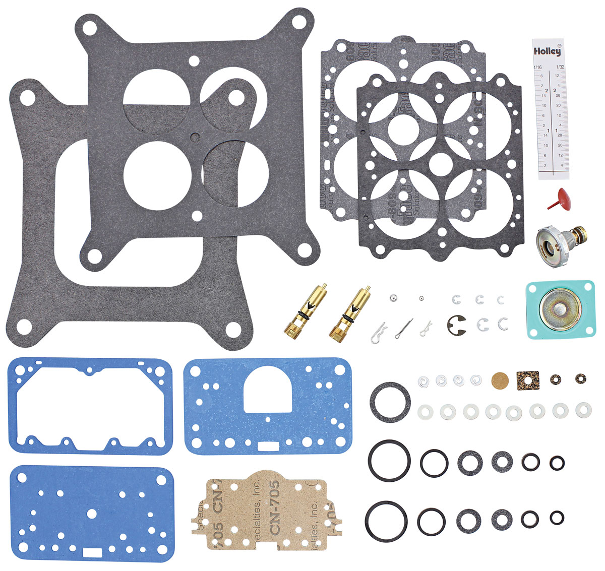 Rebuild Kit, Carburetor, Holley, 3310