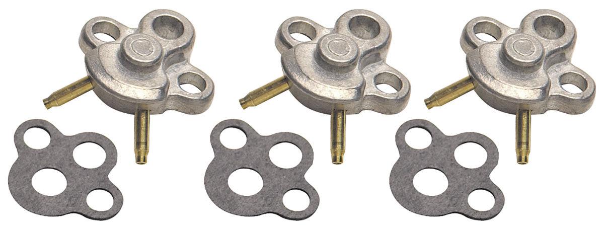 Nozzles, Accelerator Pump, Edelbrock, Carburetor