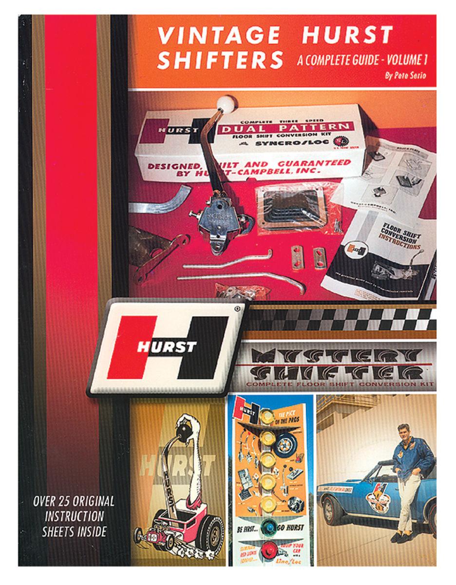 Guide, Vintage Hurst Shifter