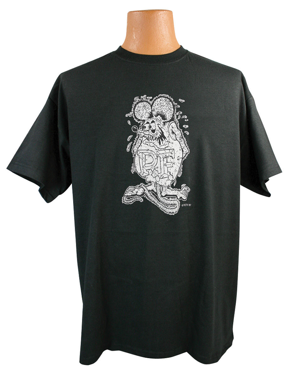 Shirt, Rat Fink, Distressed
