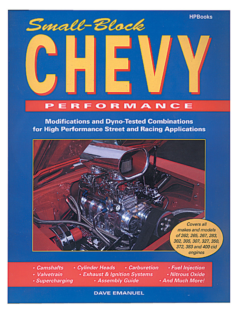SMALL BLOCK CHEVY PERFORMANCE
