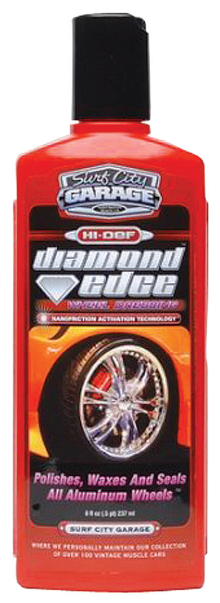 DIAMND EDGE WHEEL DRSSG 8OZ