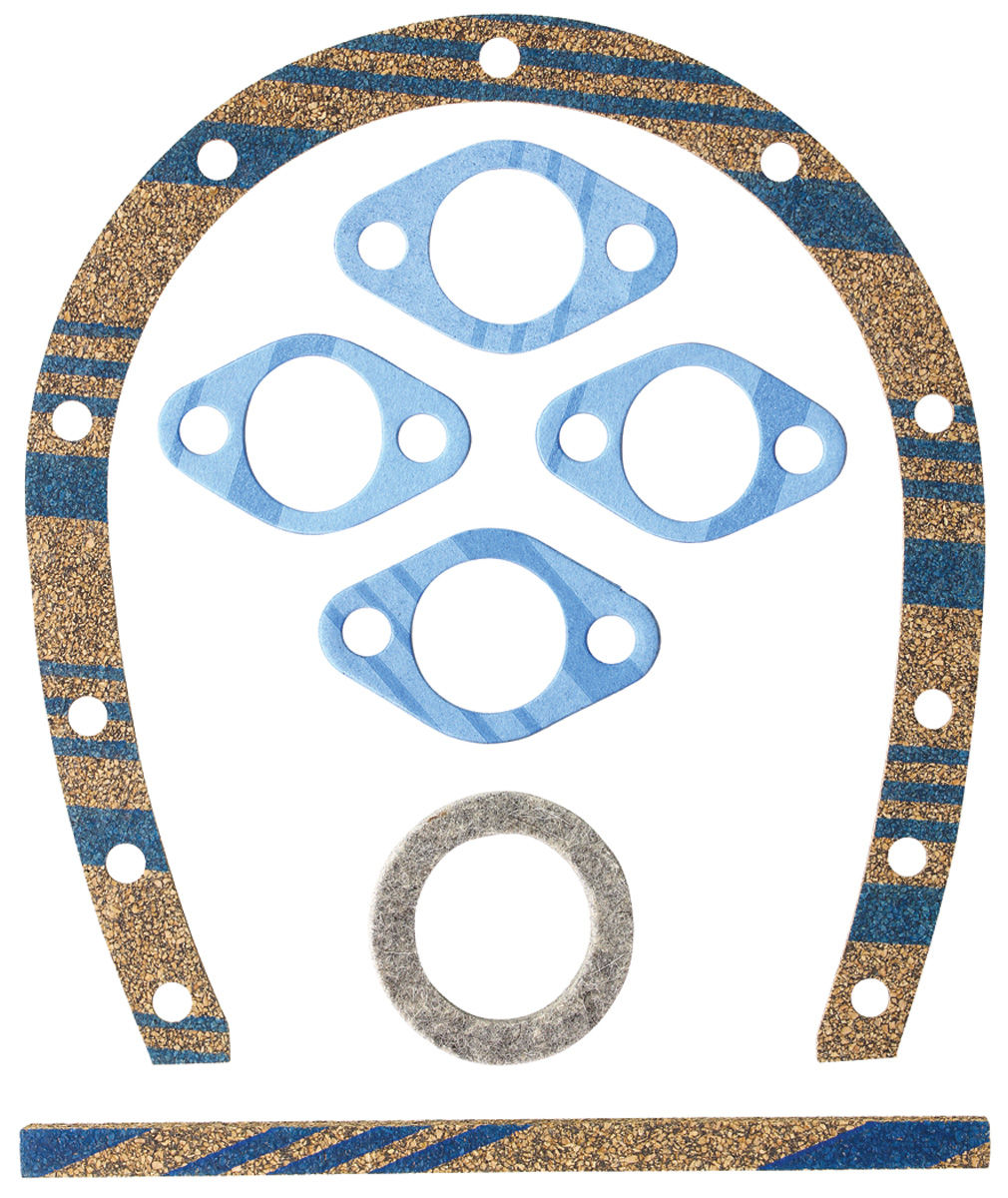 Gasket, Timing Chain Cover, 1954-56 Cadillac 331/365