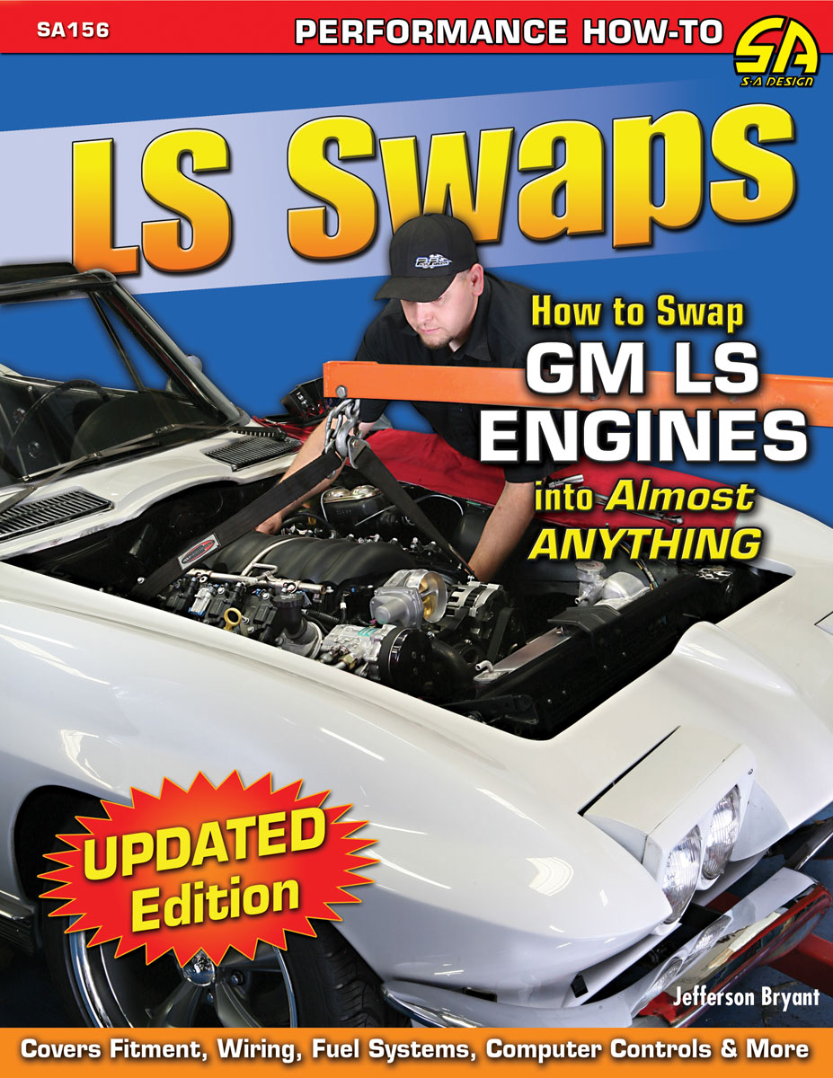 Book, How To Swap GM LS-Series Engines Into Almost Anything