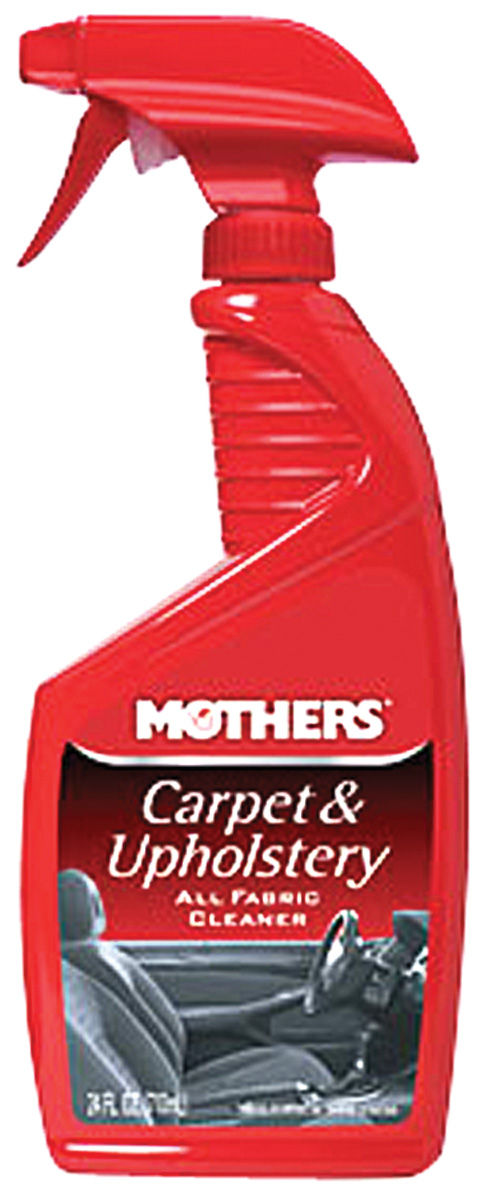 Upholstery/Carpet Cleaner, Mothers, 24OZ