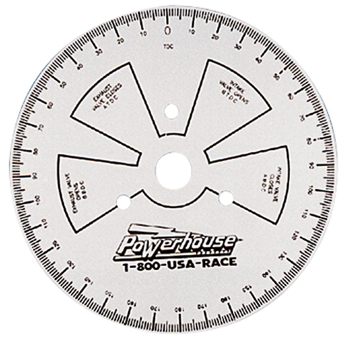 "Tool, 9"" Degree Wheel"