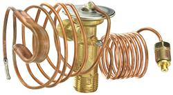 AC Expansion Valve, 1962-66 Cadillac-All, w/Curled Bulb