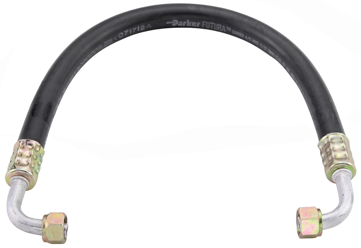 AC Discharge Hose, 1965-66 Cadillac