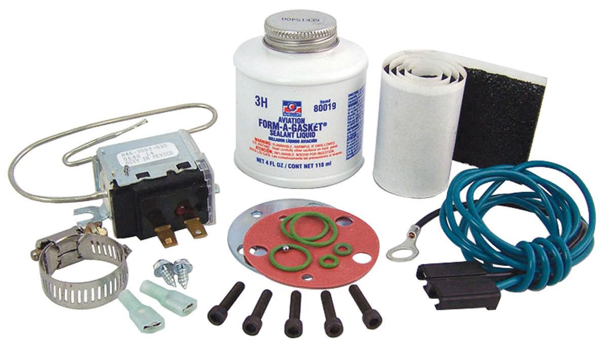 Suction Throttling Valve(STV) Update Kit, 1962-65
