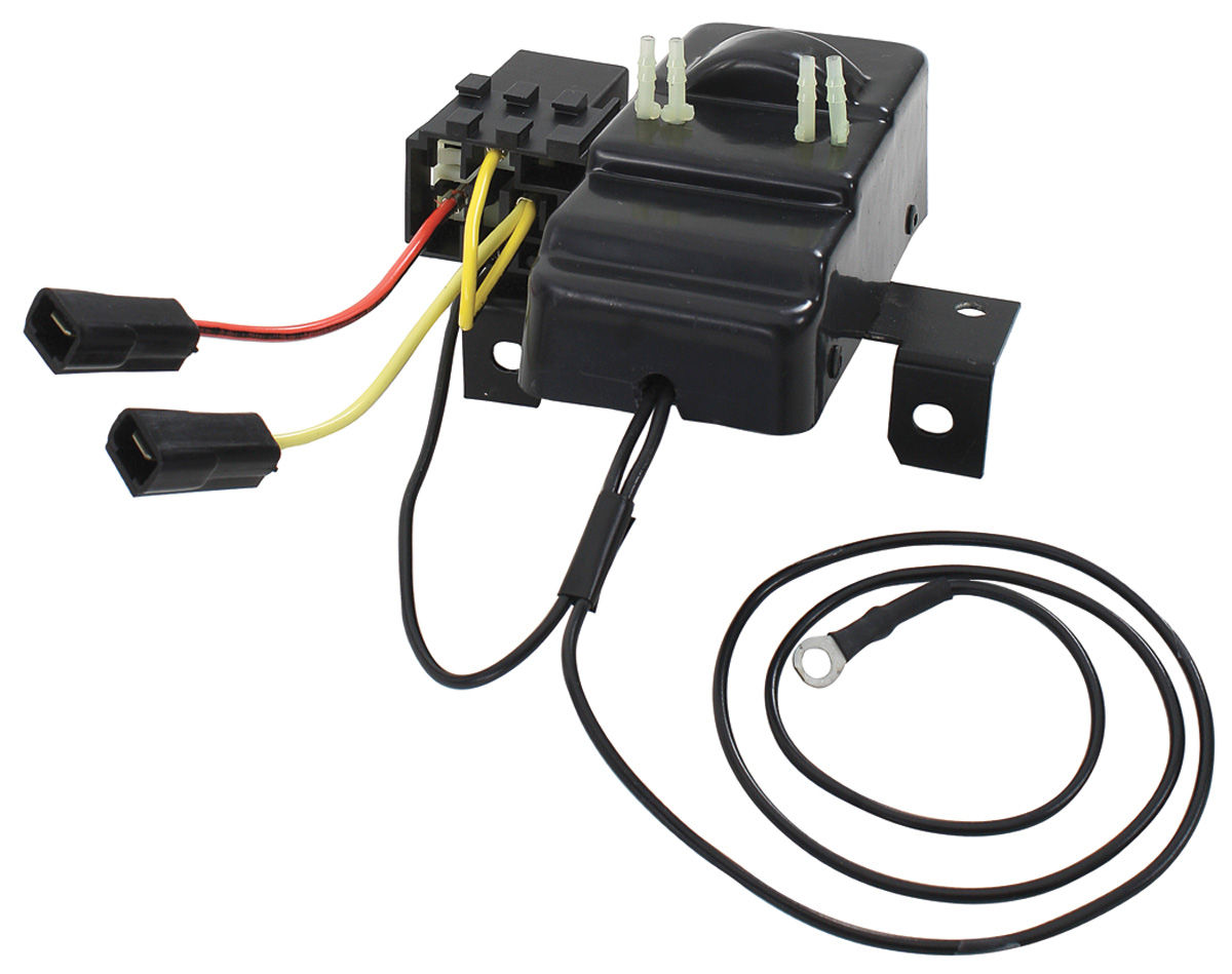 AC Master Switch, 1964-76 Cadillac, Automatic Temp Control