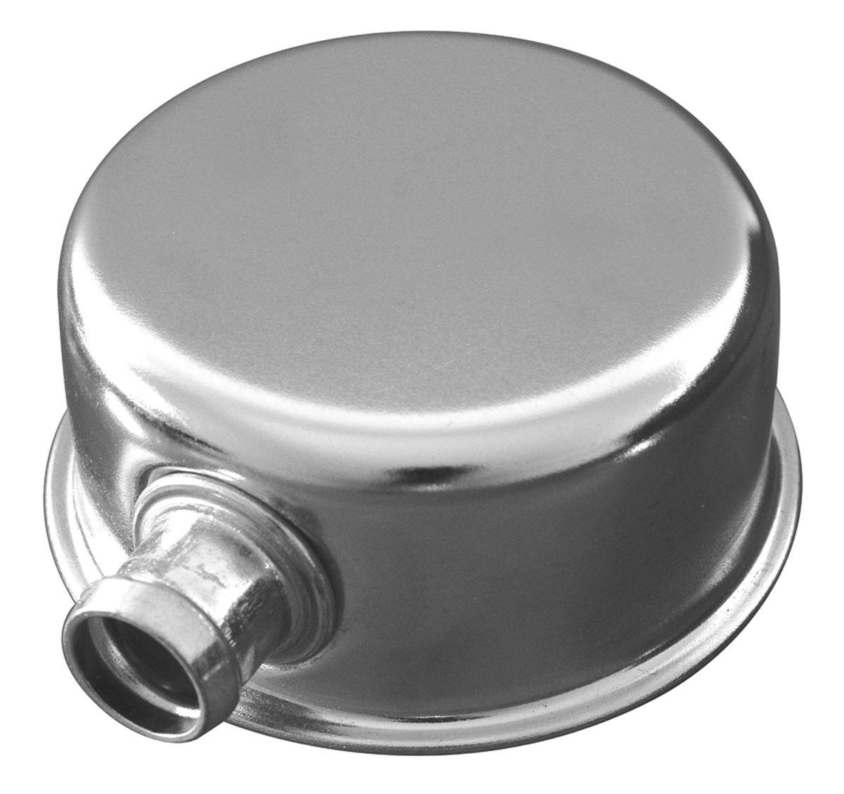 Oil Fill Cap, w/ Vent, 1954-67 Cadillac, Push-On