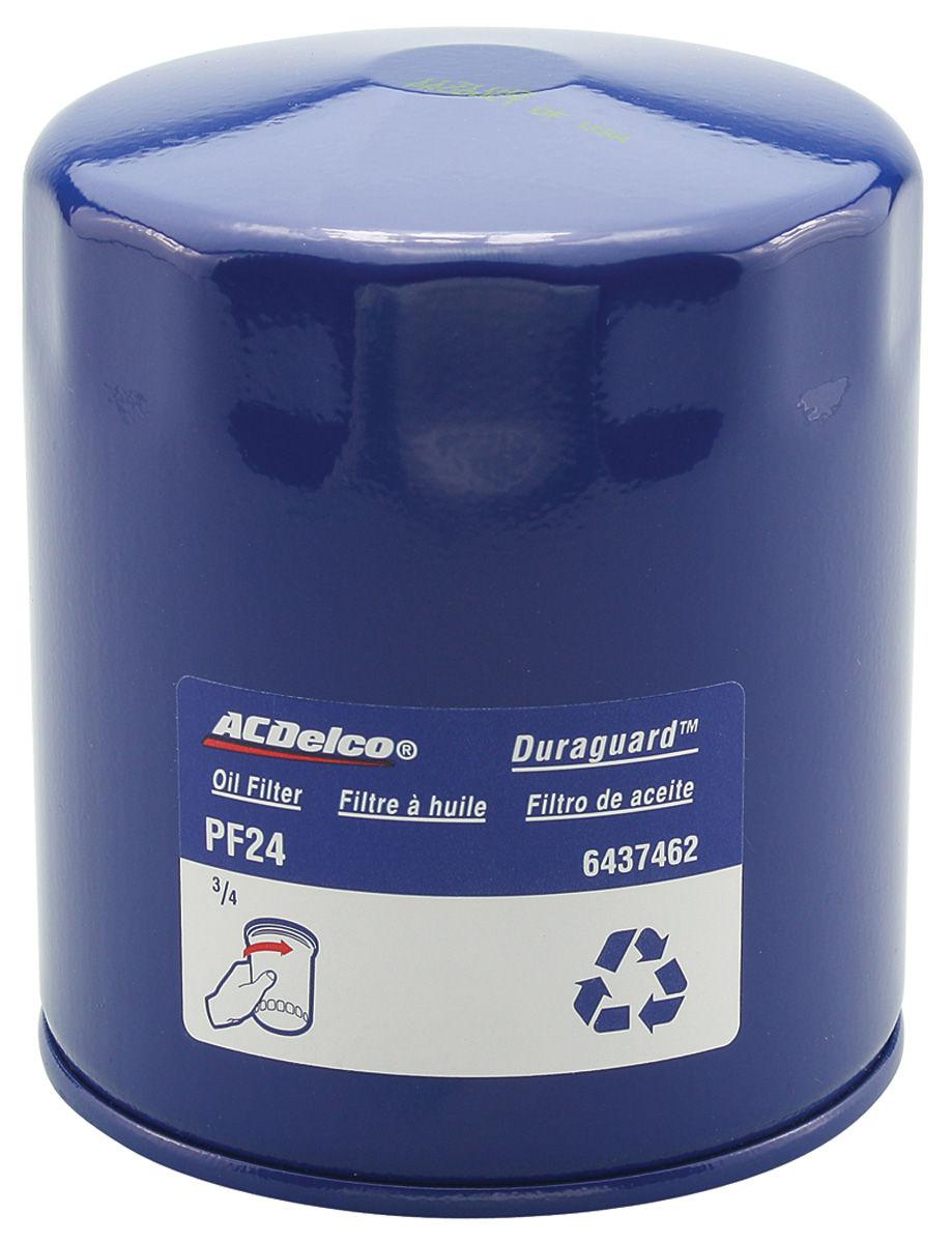 Oil Filter, 1963-78 AC Delco PF24