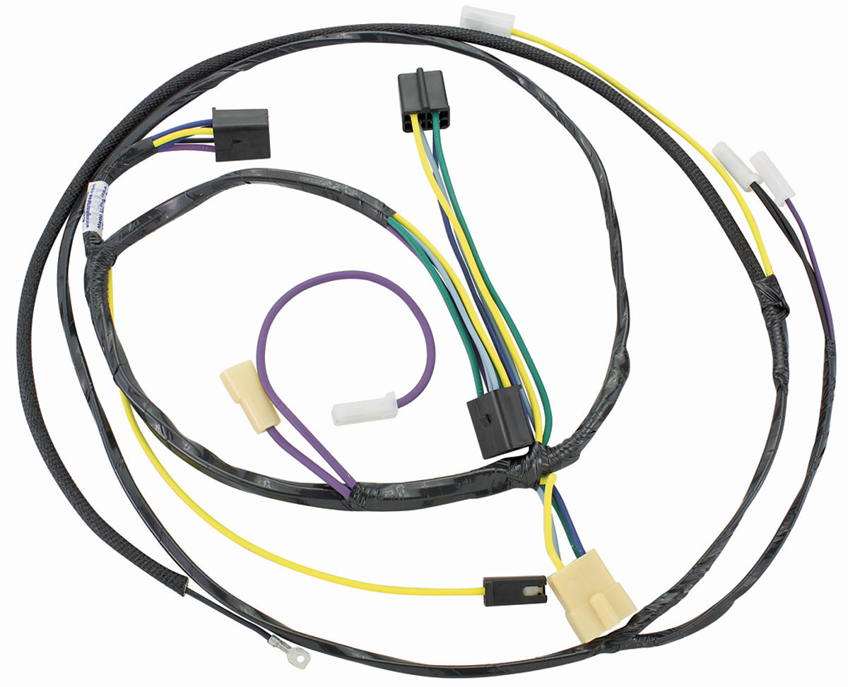 Wiring Harness, Air Conditioning, 1959-60 Cadillac