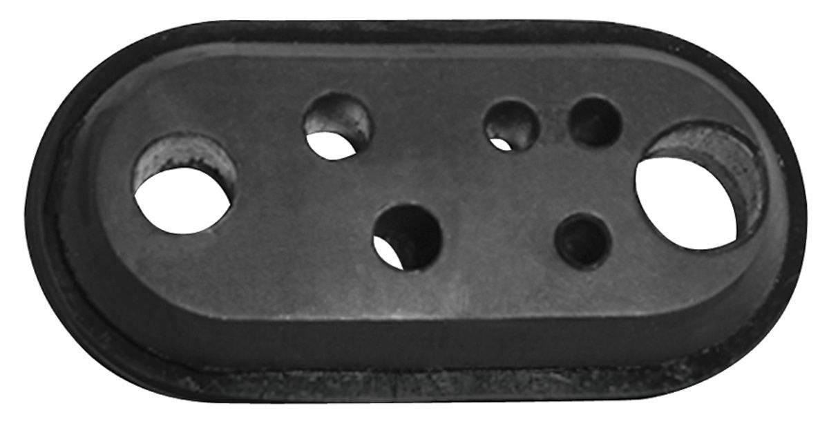 Grommet, Firewall, 1954-58 Cadillac, Washer/Vacuum/Antenna