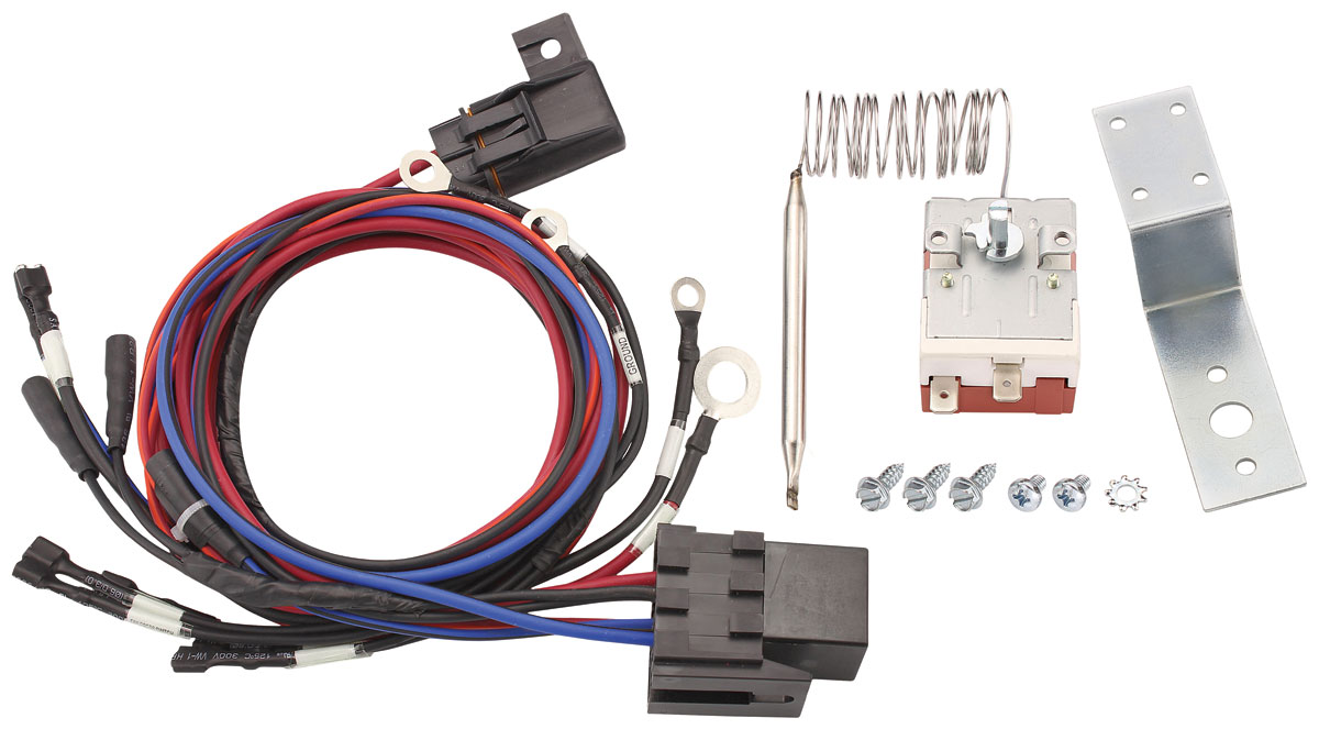 Wiring Harness, Fan, Maradyne, w/ Adjustable Sender