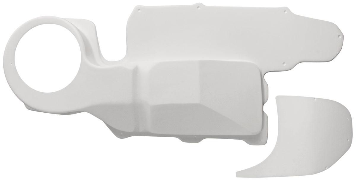 AC Delete Plate, 1964-67 A-Body