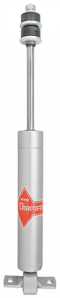 Shock, Gas-A-Just, KYB, 1964-67 GM, Front