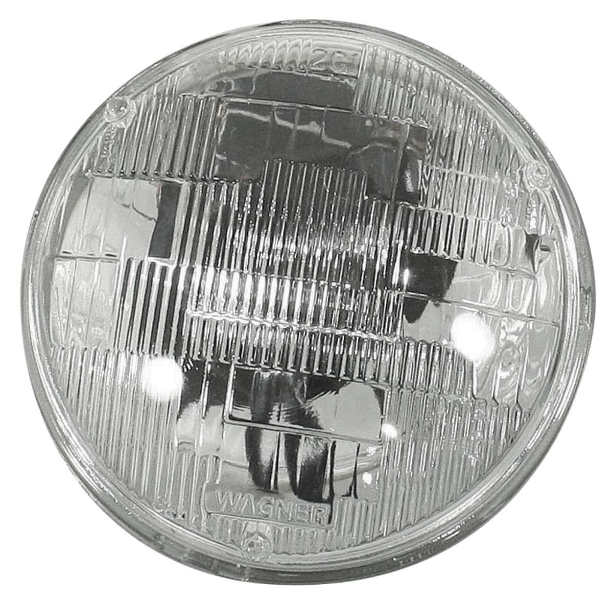Headlamp, 1958-74 GM, High/Low Beam, Outer