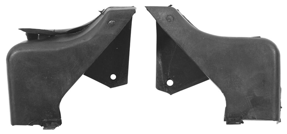 Seal, U-Shaped Door Jamb, 1969-70 Cad Cal/Dev/Bon/Cat 4dr, Rear