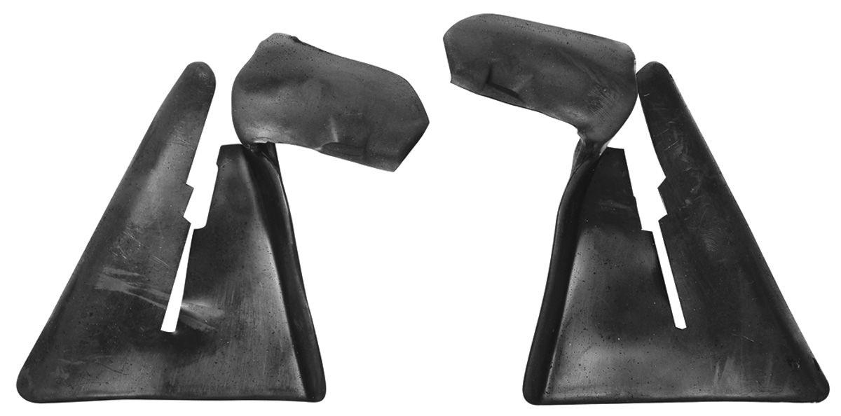 Seal, U-Shaped Door Jamb, 71-73 Riv/Cad Cal/Dev/Eldo/Bon/Cat 2dr Hdtp/Conv