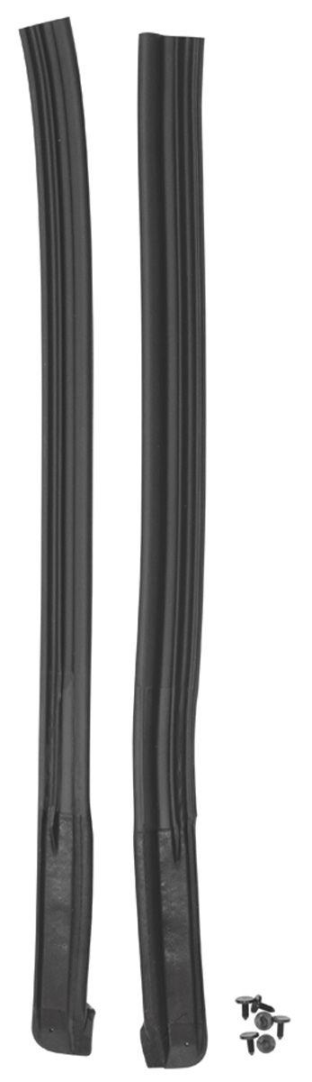 Seal, Convertible Pillar Post, 1961-62 Cadillac/Bonneville/Catalina
