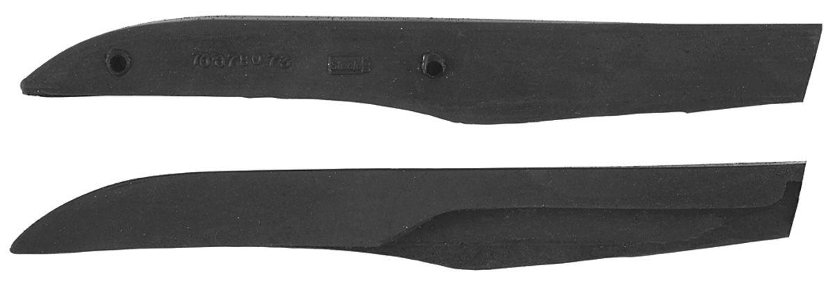 Seal, Front Cowl Drain Gutter, 1961-62 Cad exc Srs 75/Bon/Cat/G Prix, 7-3/4