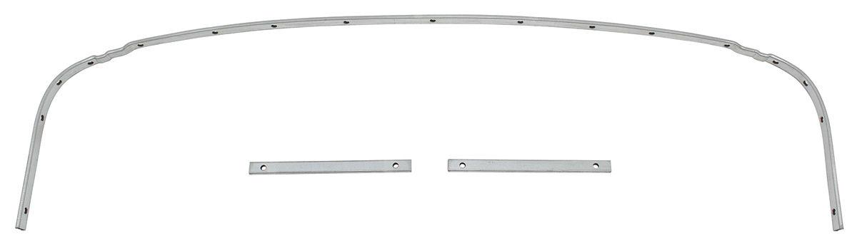 Rear Tack Bow, Convertible, 1959-60 Cadillac/Bonneville/Catalina, 3pcs