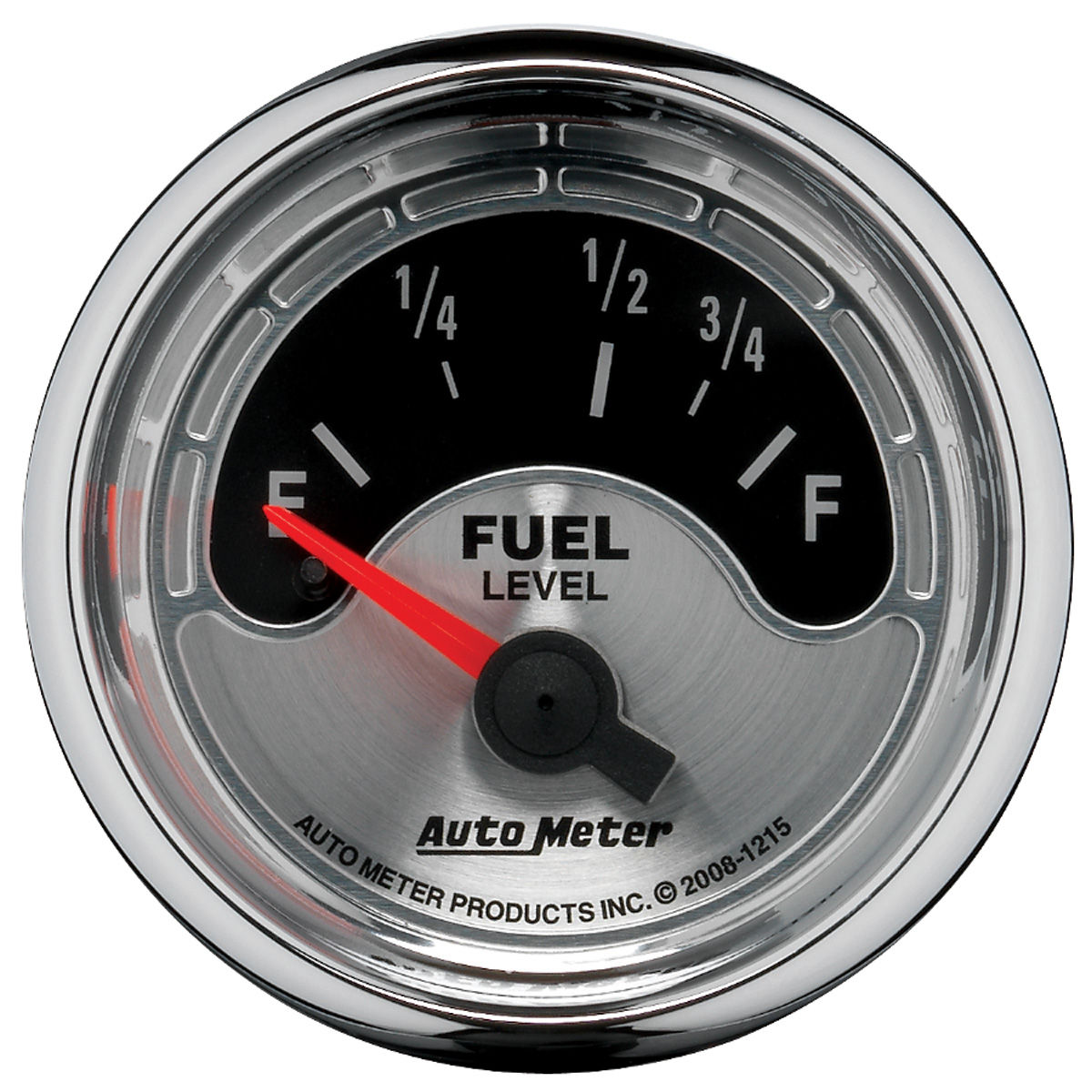 Gauge, Fuel Level, Auto Meter, American Muscle, 2-1/16